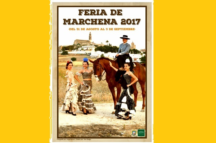 cartel feria marchena